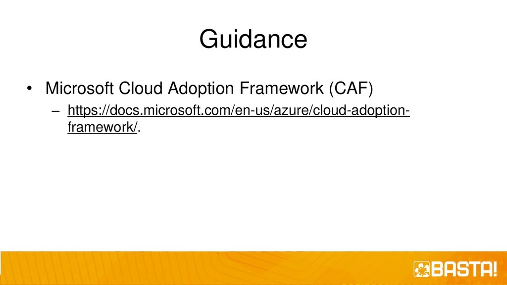 Guidance • Microsoft Cloud Adoption Framework (...