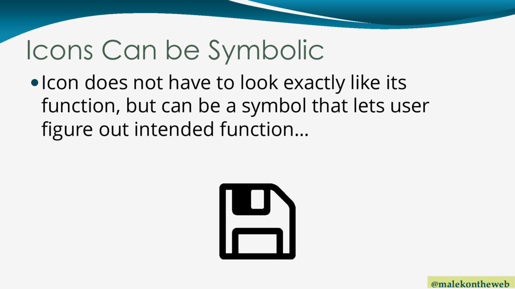 @malekontheweb Icons Can be Symbolic Icon does...