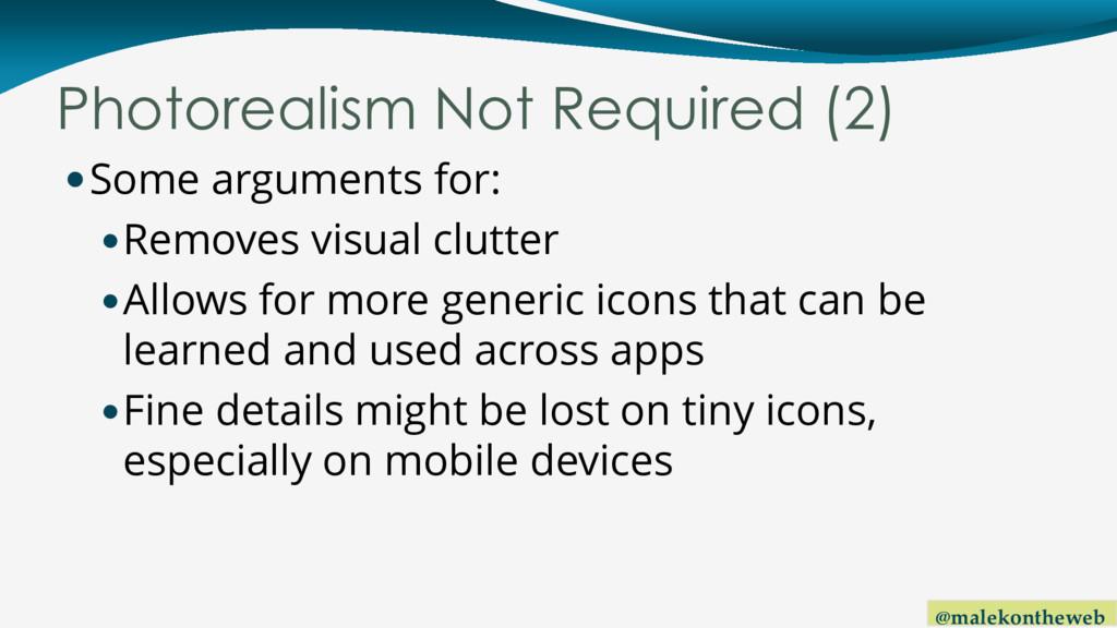 @malekontheweb Photorealism Not Required (2) S...