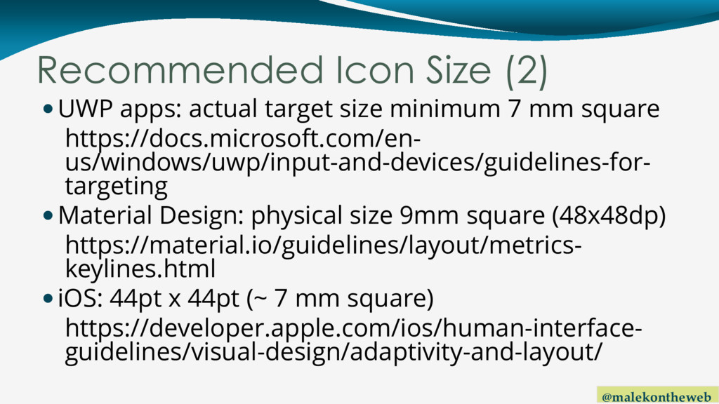 @malekontheweb Recommended Icon Size (2) UWP a...
