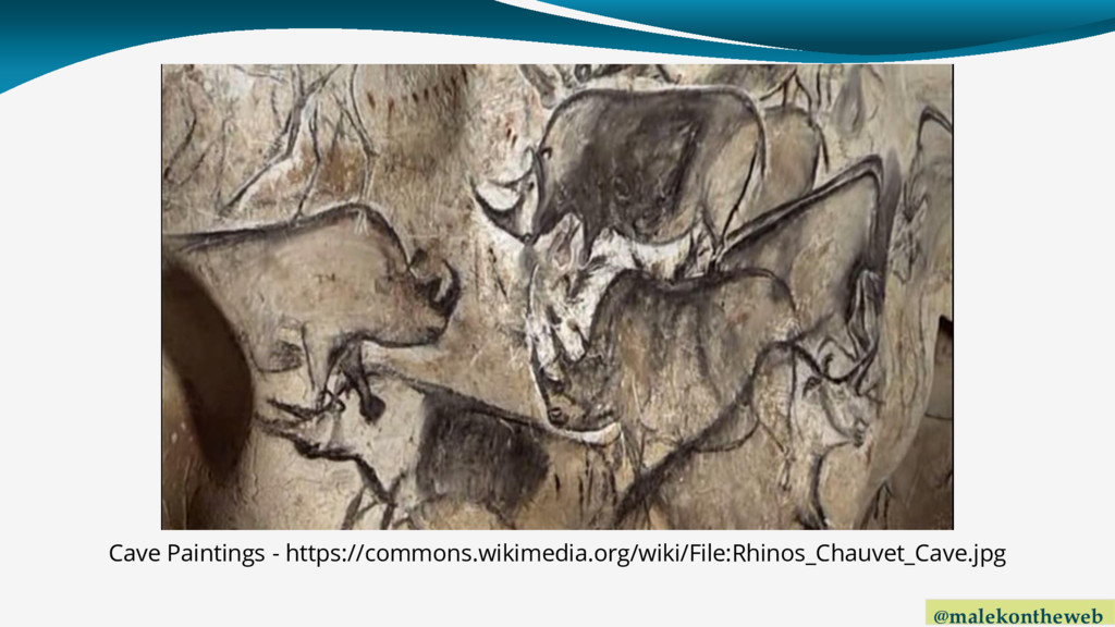 @malekontheweb Cave Paintings - https://commons...