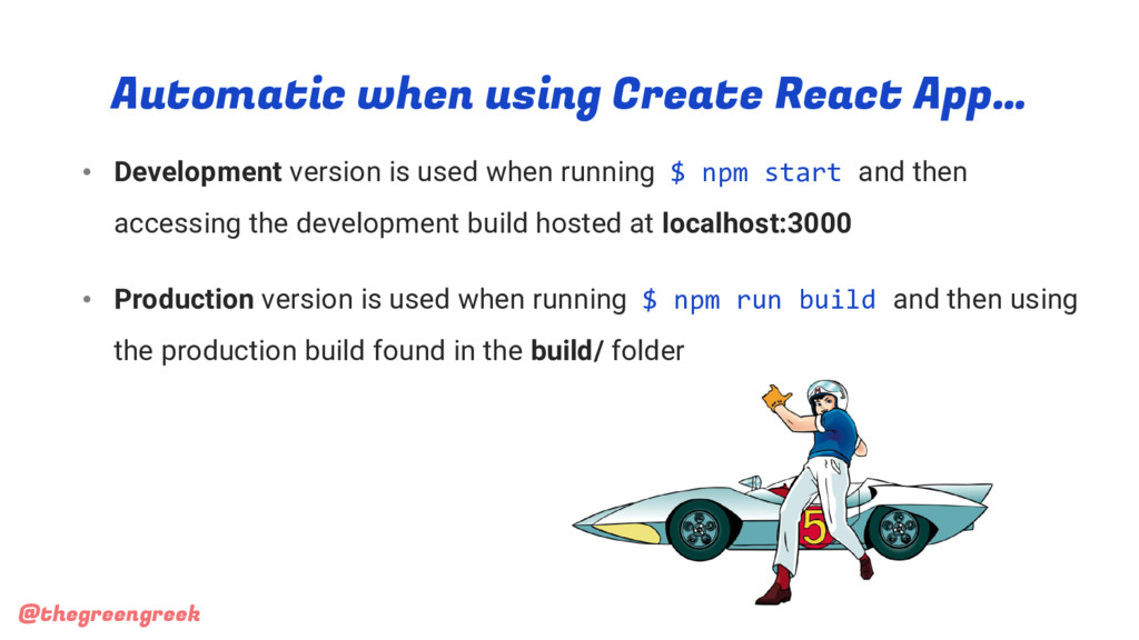 @thegreengreek Automatic when using Create Reac...