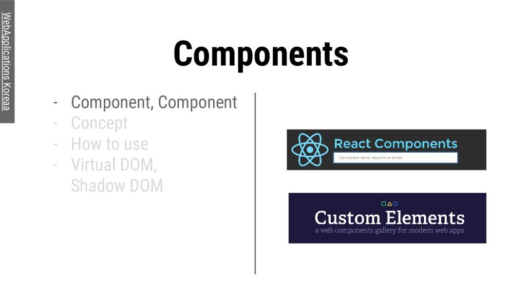 Components - Component, Component - Concept - H...