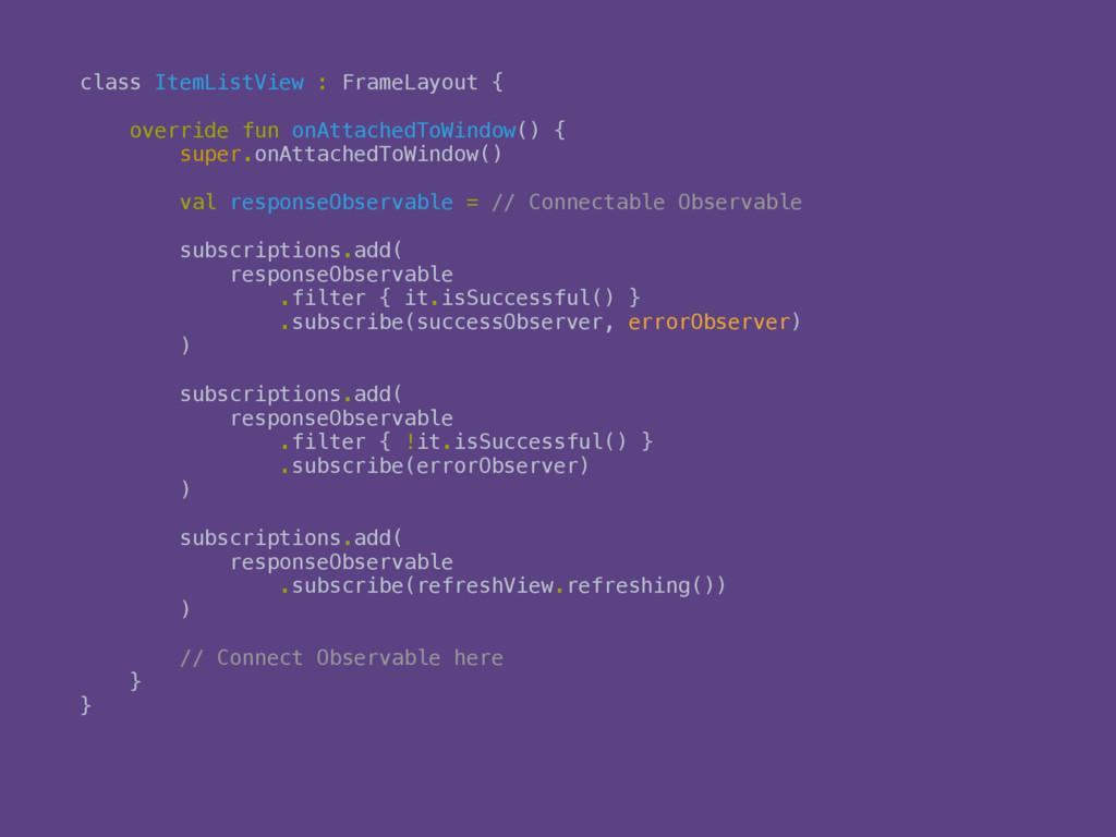 class ItemListView : FrameLayout {   override...