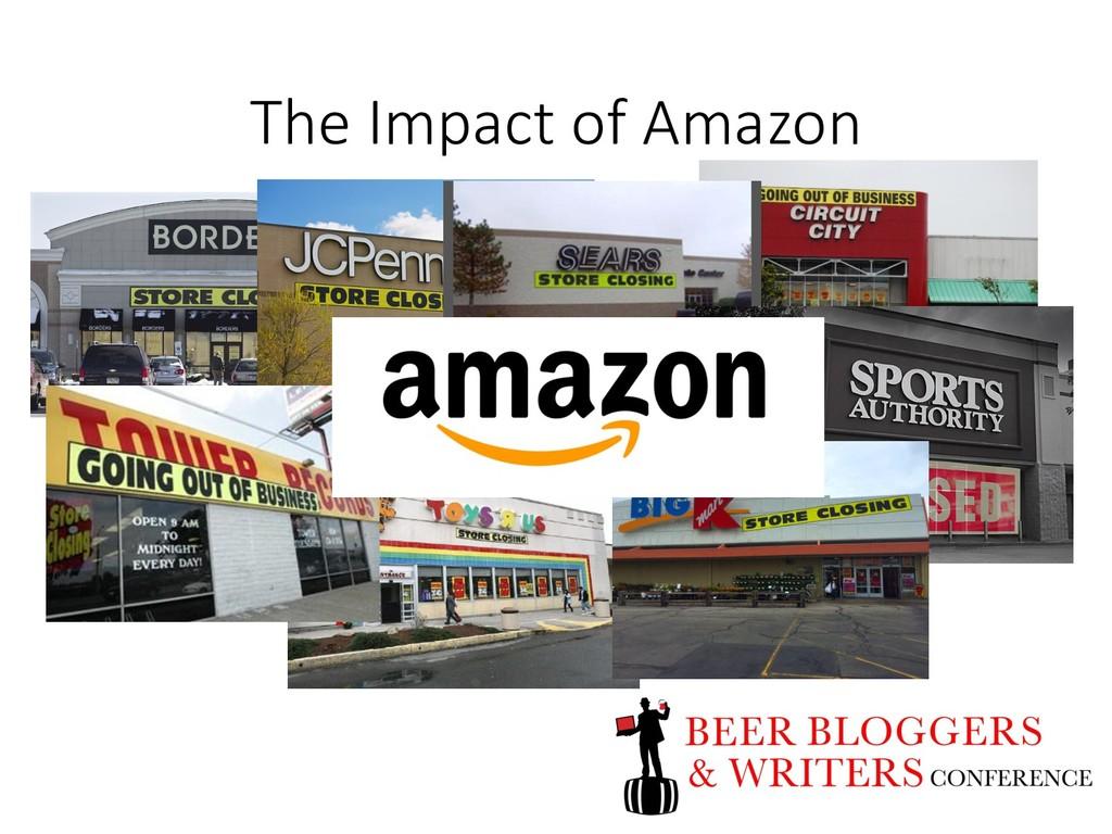 The Impact of Amazon