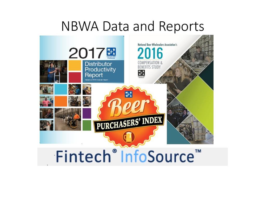 NBWA Data and Reports