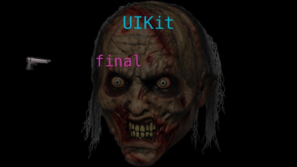 final UIKit