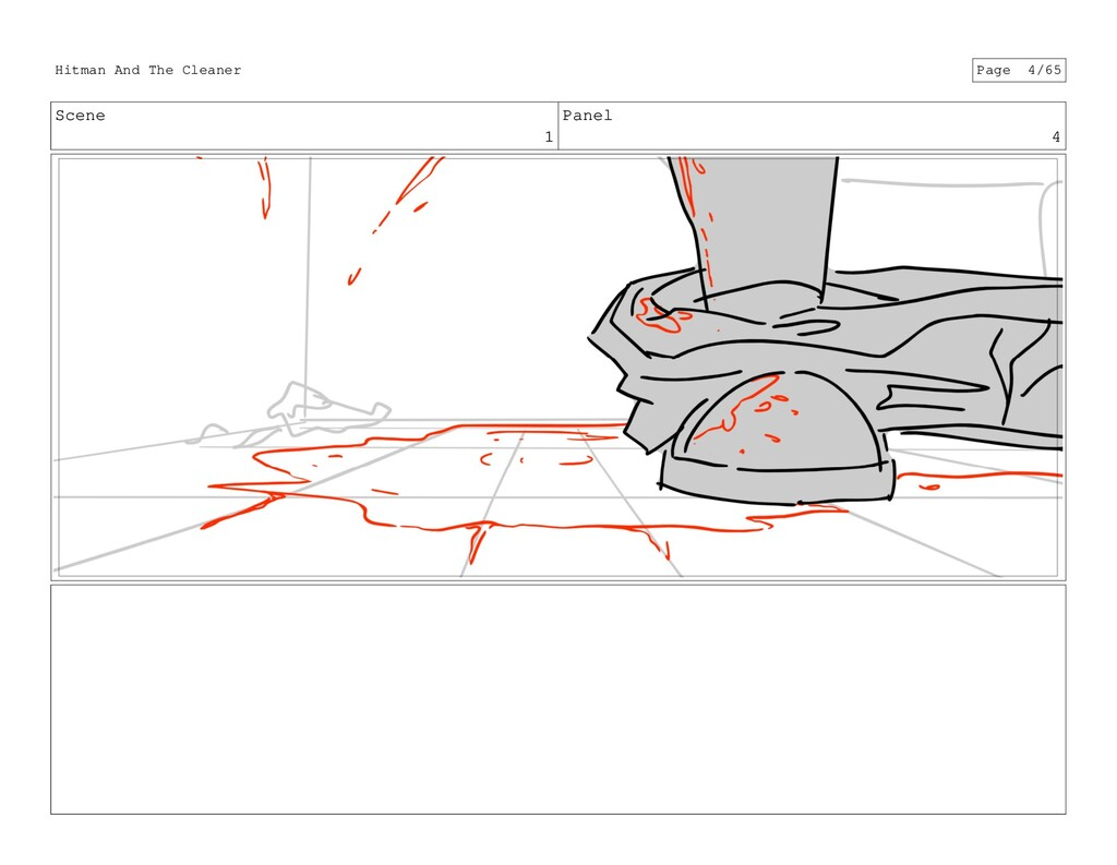 Scene 1 Panel 4 Hitman And The Cleaner Page 4/65