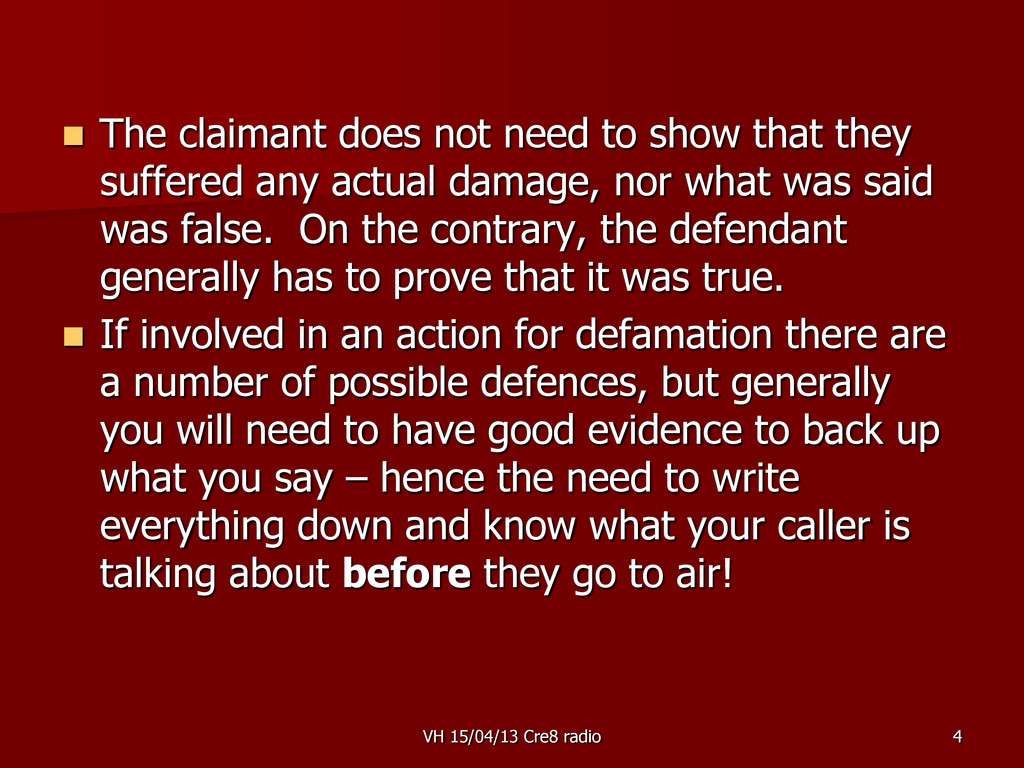 4  The claimant does not need to show that the...