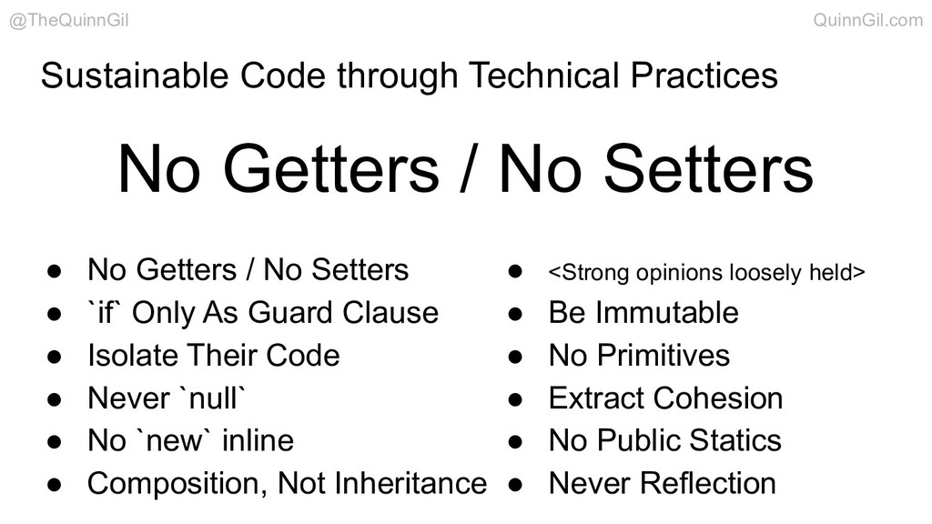 Sustainable Code through Technical Practices No...