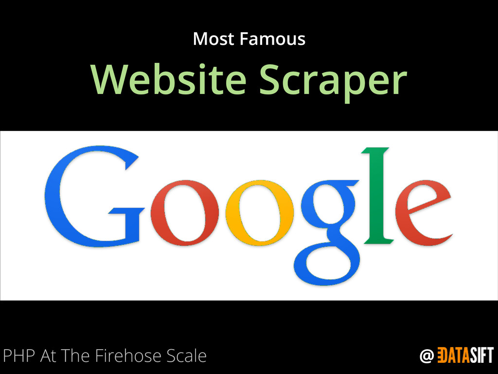 @ Most Famous Website Scraper PHP At The Fireho...