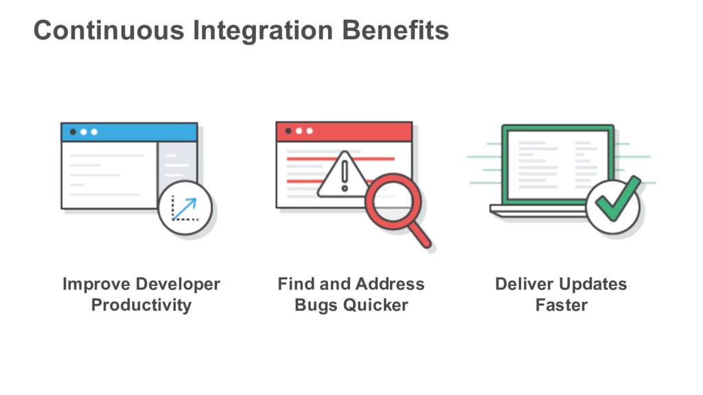 Continuous Integration Benefits Improve Develop...