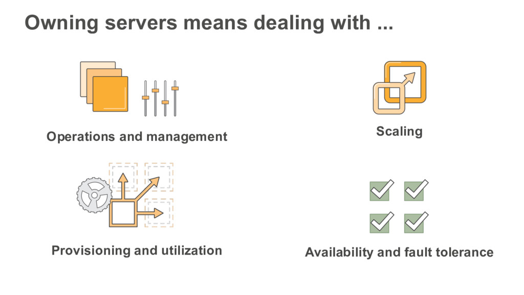 Operations and management Scaling Provisioning ...