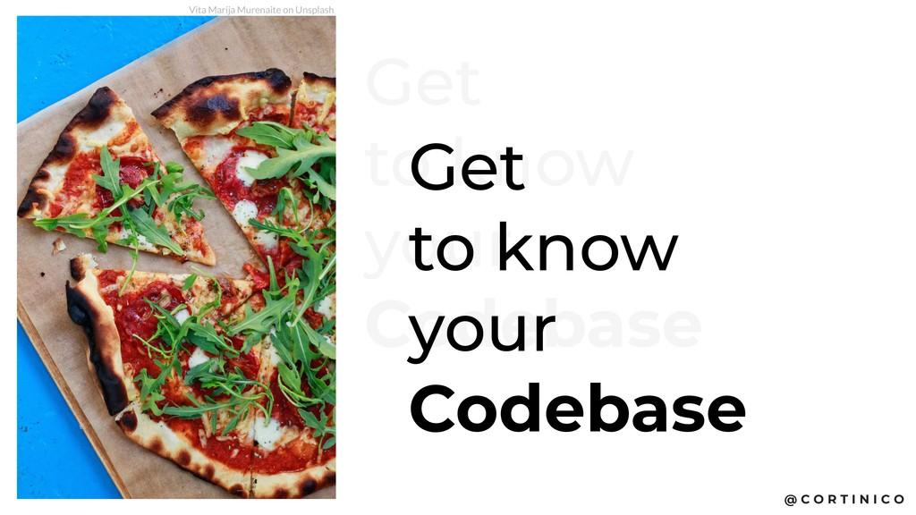 @ C O R T I N I C O Get to know your Codebase G...