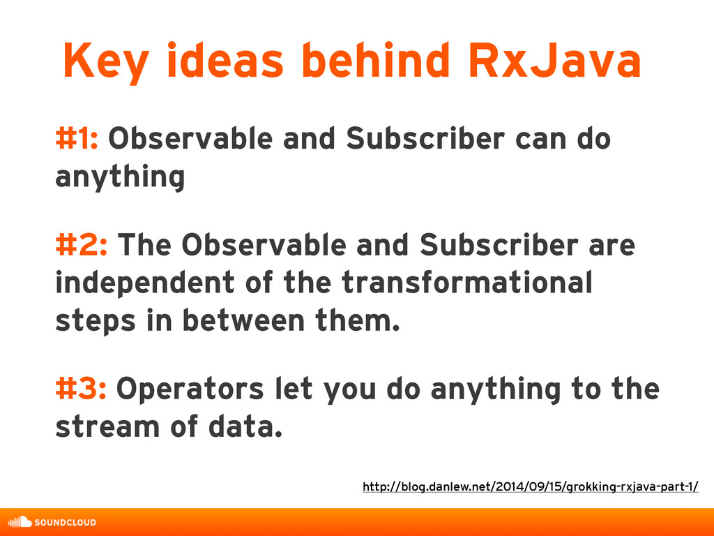 #1: Observable and Subscriber can do anything #...