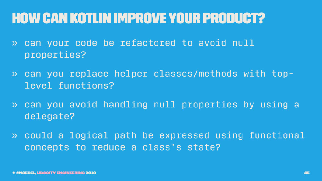 How Can Kotlin Improve Your Product? » can your...