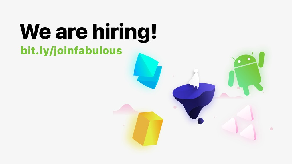 We are hiring! bit.ly/joinfabulous