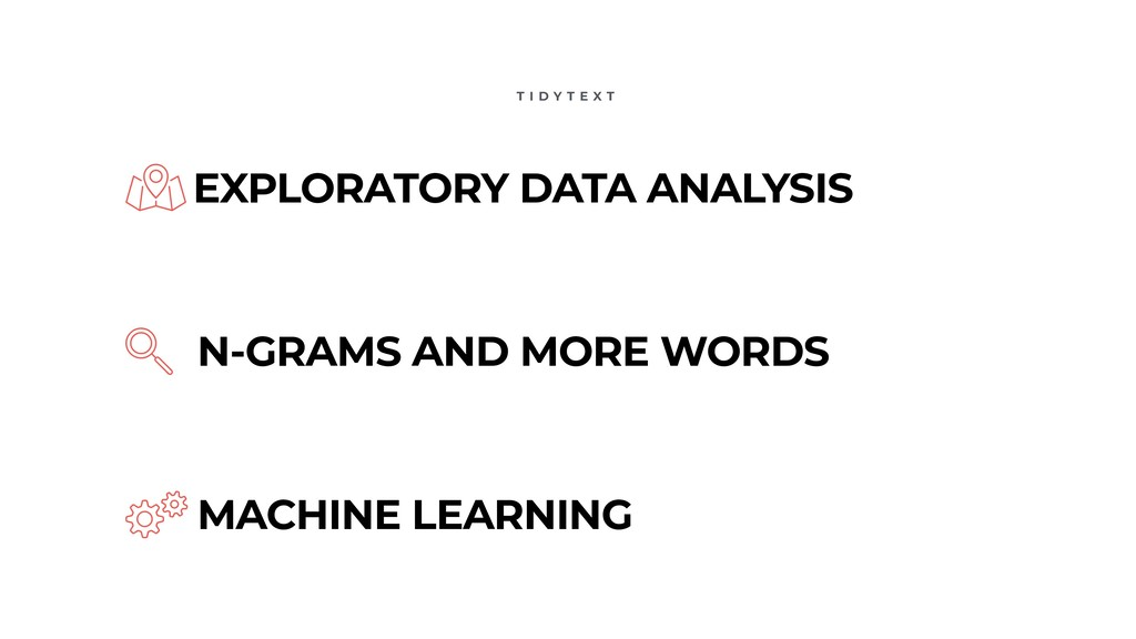 T I D Y T E X T EXPLORATORY DATA ANALYSIS  N-G...