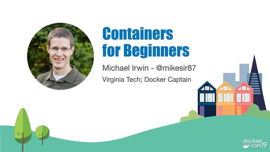 Containers for Beginners
