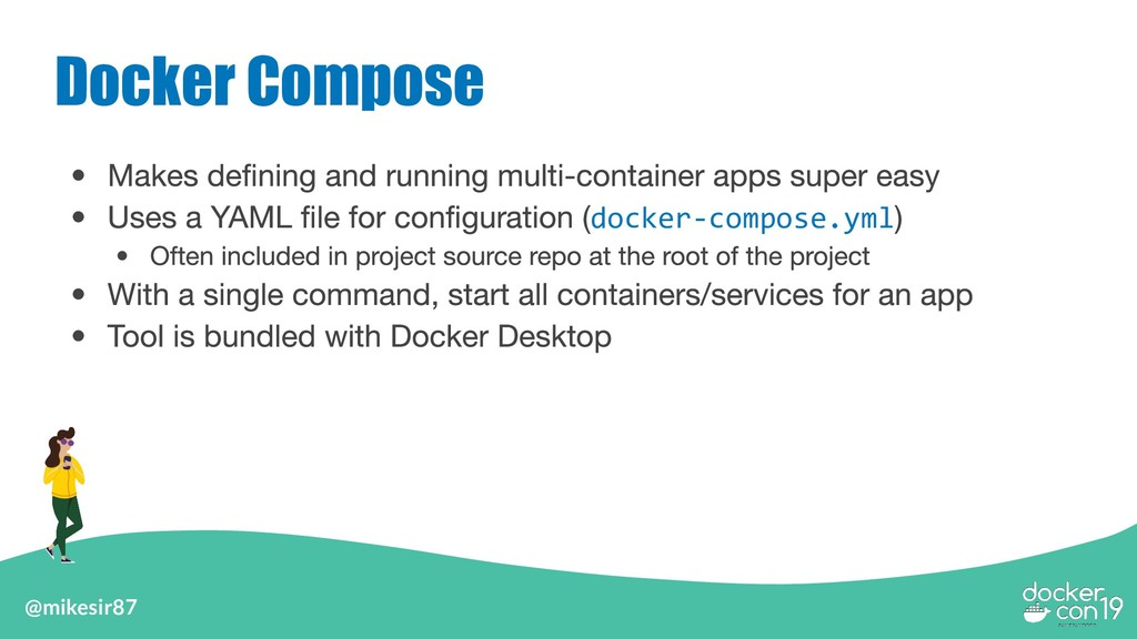 @mikesir87 Docker Compose docker-compose.yml