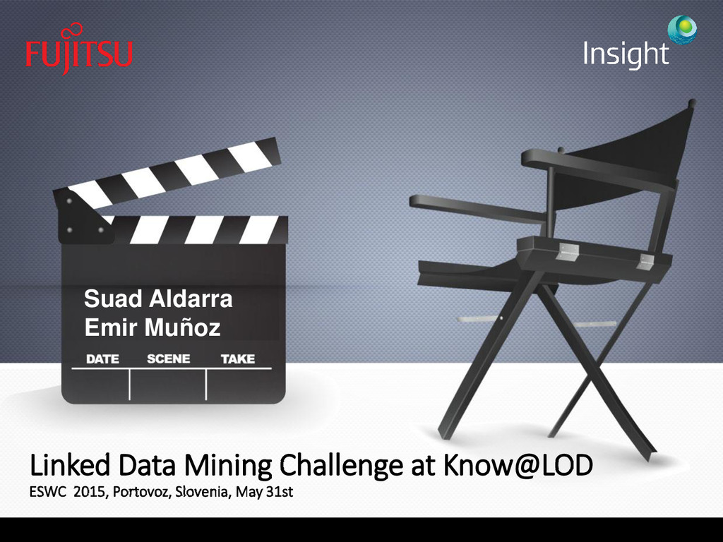 Linked Data Mining Challenge at Know@LOD ESWC 2...