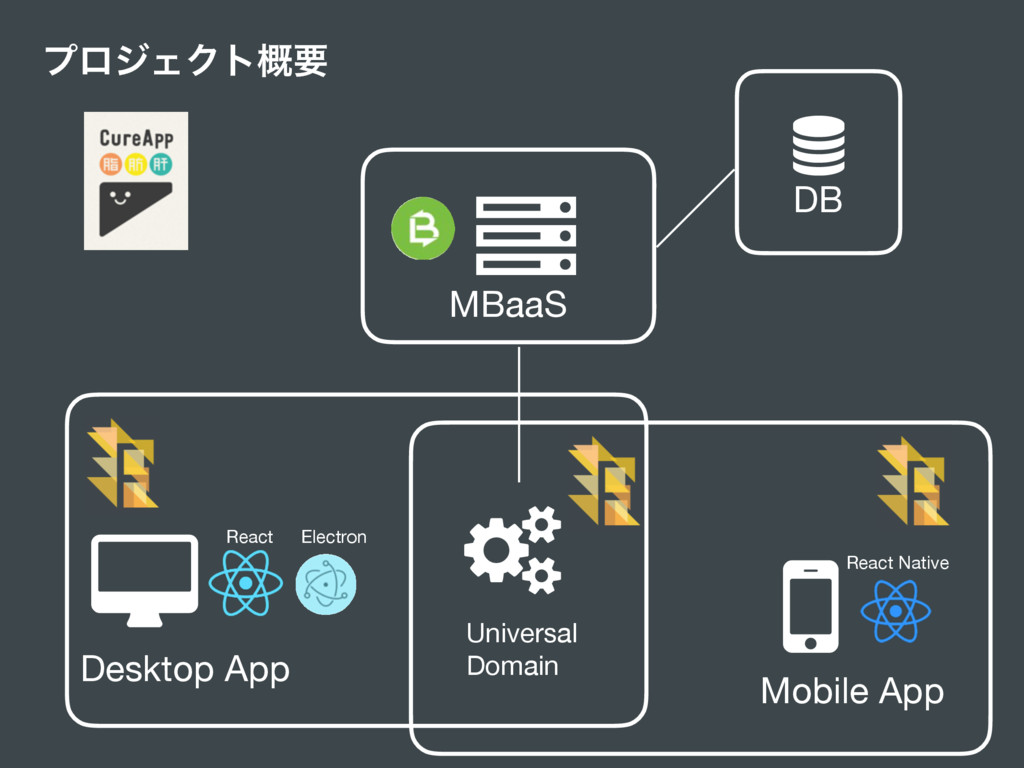ϓϩδΣΫτ֓ཁ Desktop App Mobile App Universal  Doma...