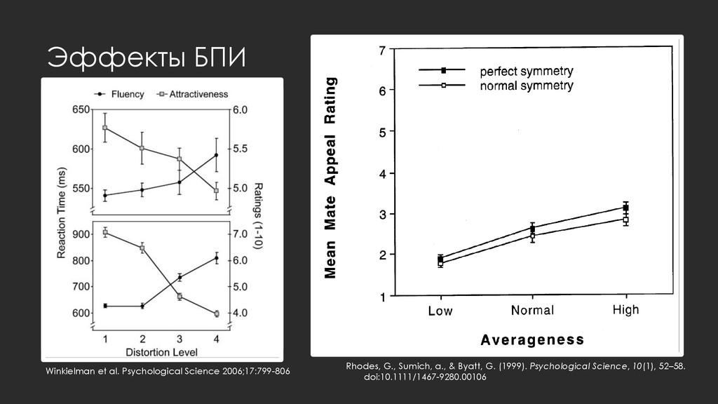 Winkielman et al. Psychological Science 2006;17...