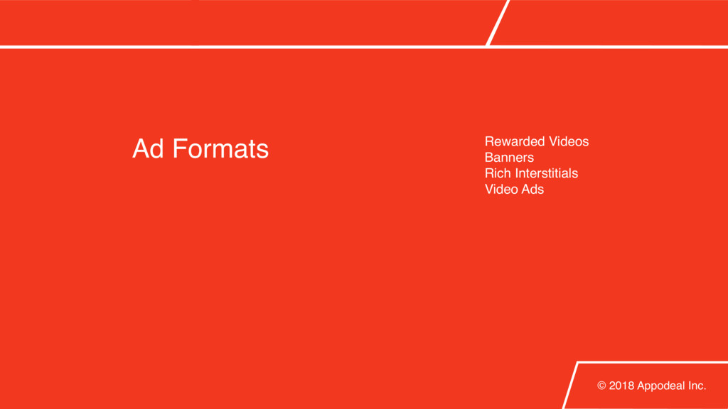 Ad Formats Rewarded Videos Banners Rich Interst...