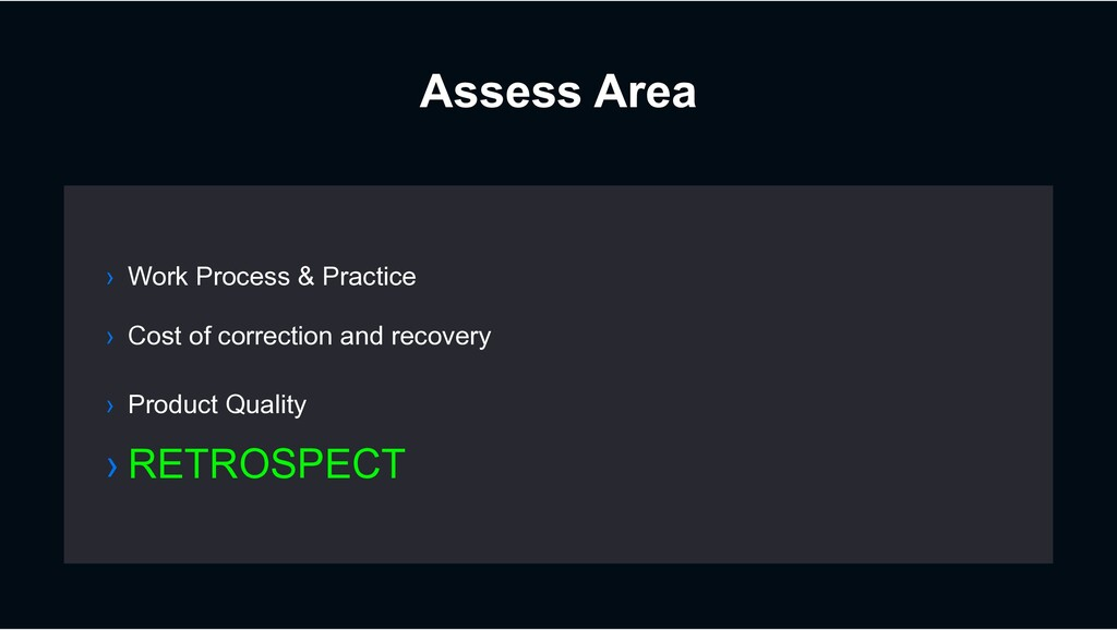 Assess Area › Cost of correction and recovery ›...