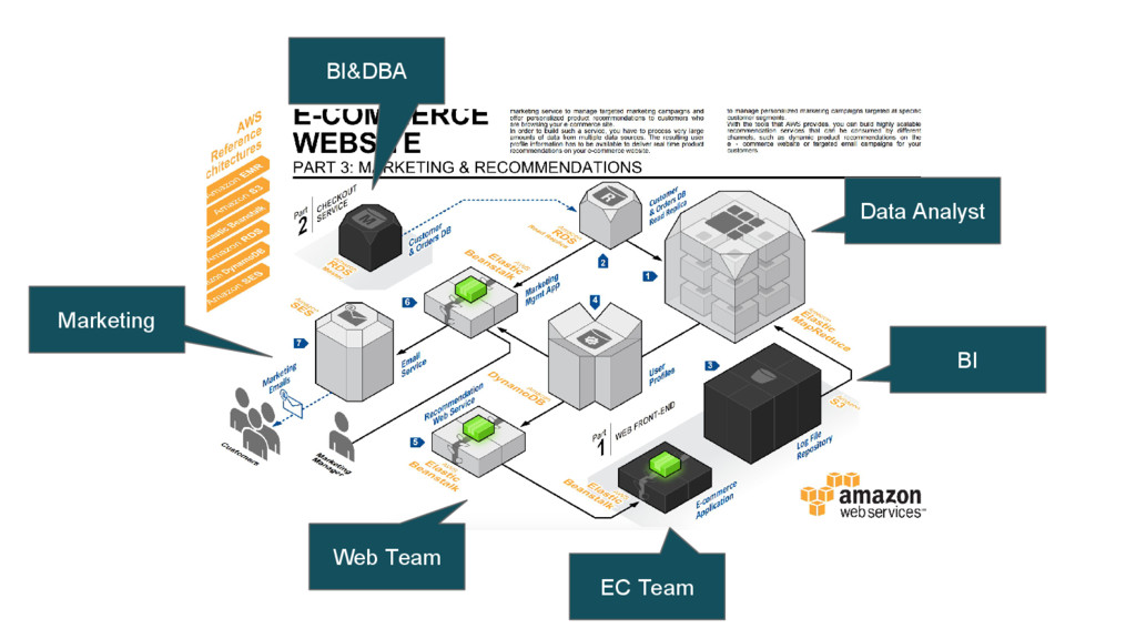 Data Analyst BI Marketing Web Team EC Team BI&D...