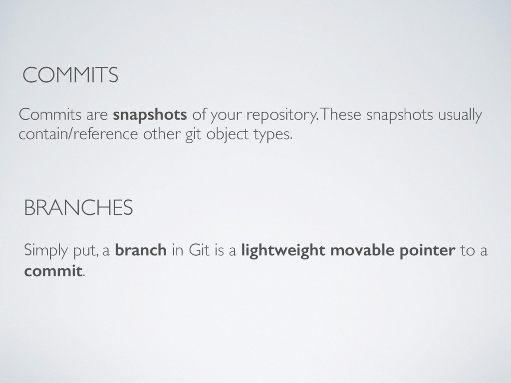 Simply put, a branch in Git is a lightweight mo...