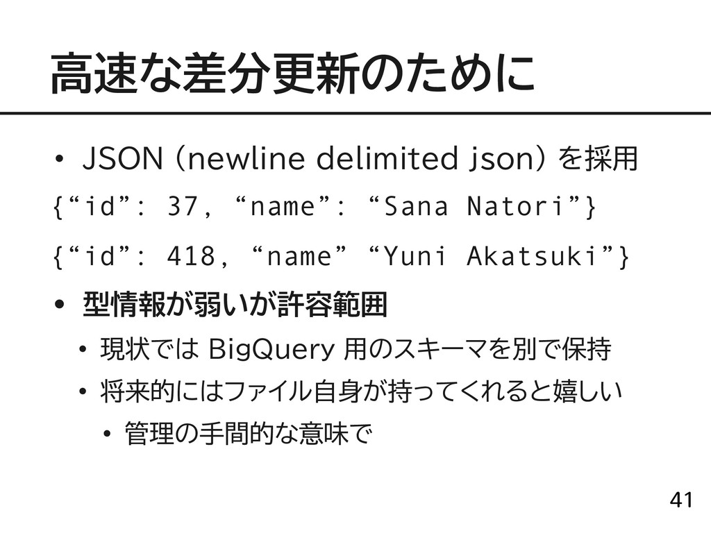 "!41 {""id"": 37, ""name"": ""Sana Natori""} {""id"": 41..."