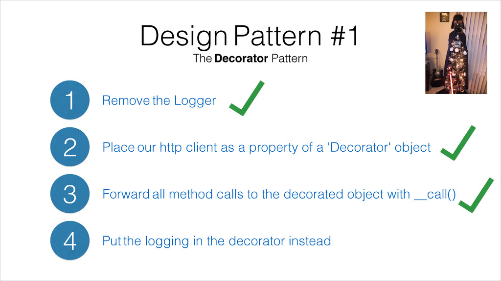 Design Pattern #1 The Decorator Pattern 1 Remov...