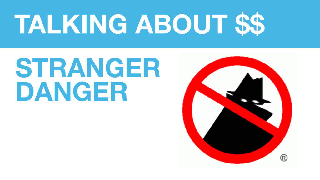 STRANGER DANGER TALKING ABOUT $$