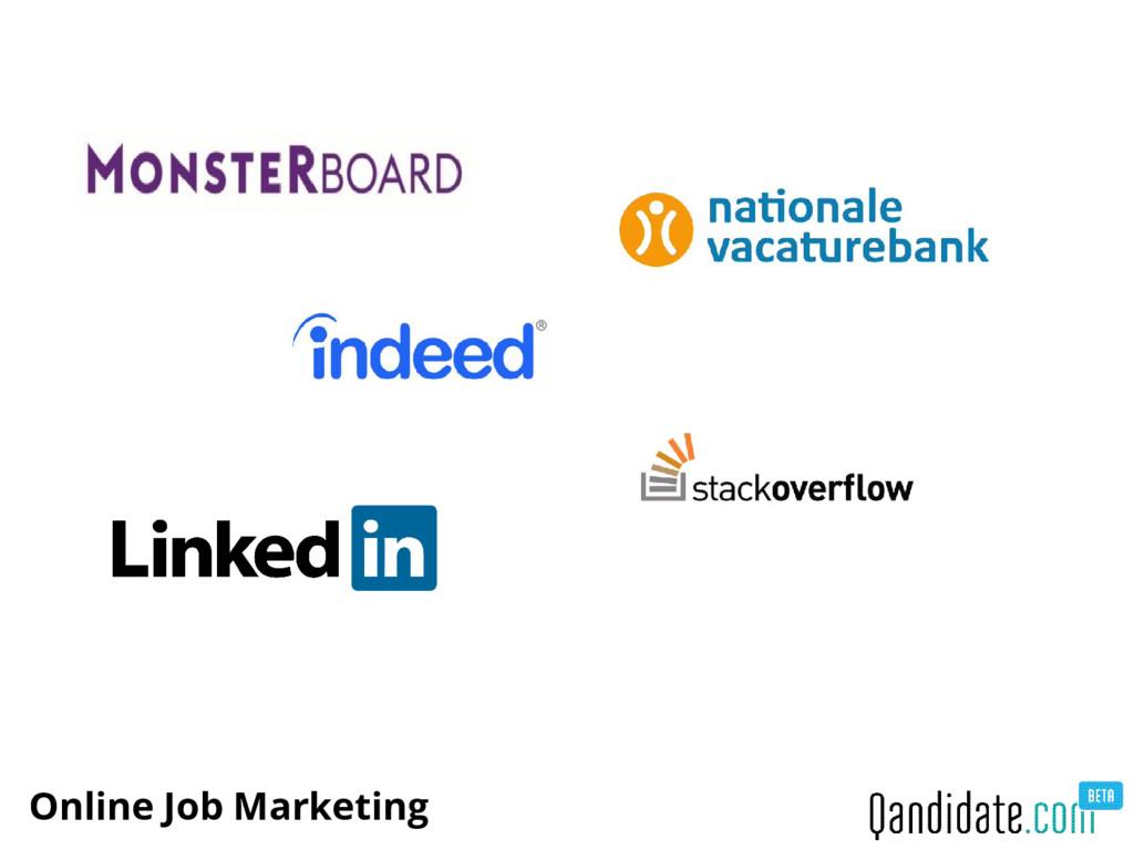 Online Job Marketing