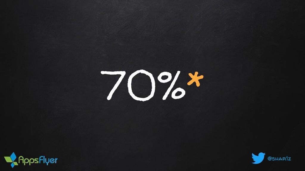 @shar1z 70%*