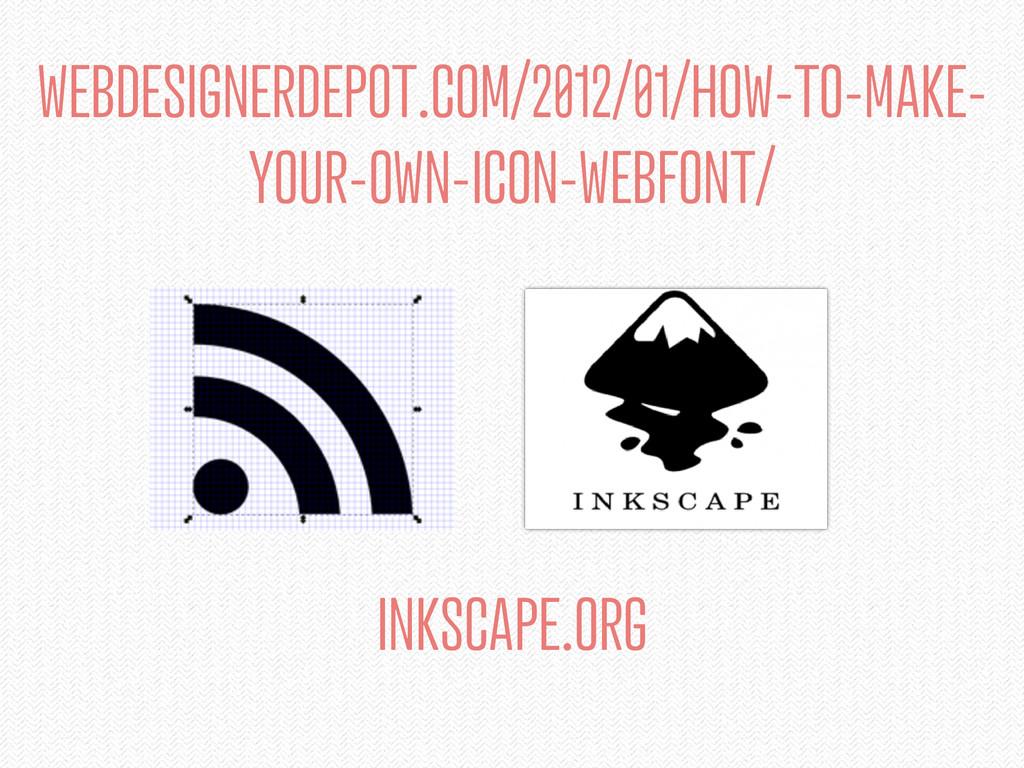 WEBDESIGNERDEPOT.COM/2012/01/HOW-TO-MAKE- YOUR-...