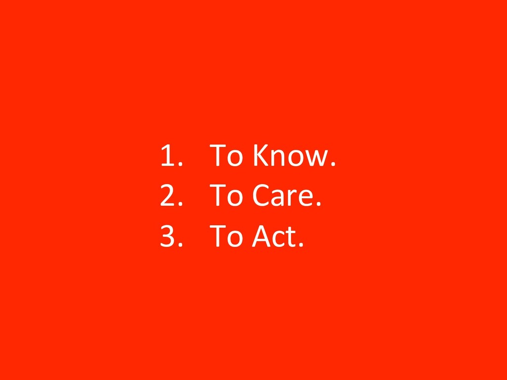 1.  To