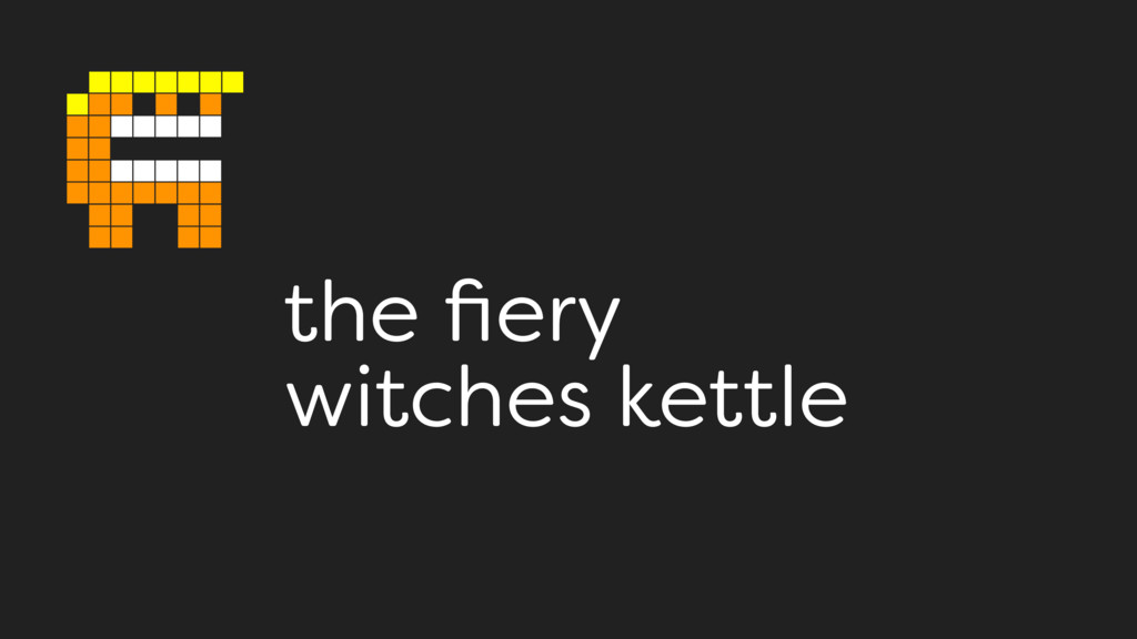 the fiery