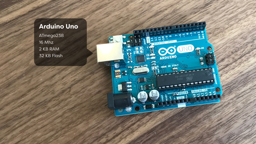 Arduino Uno ATmega238 16 Mhz 2 KB RAM 32 KB...