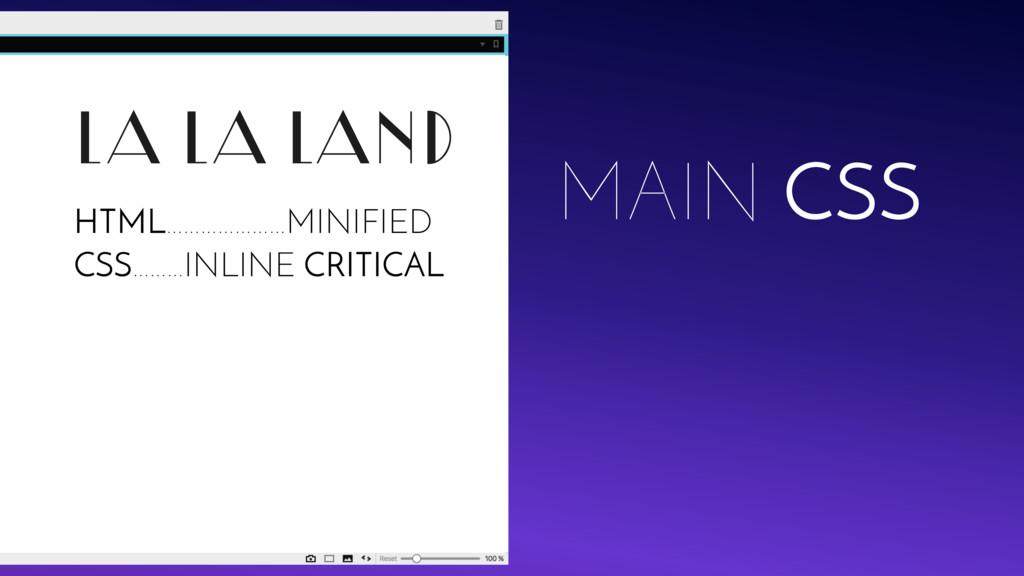 LA LA LAND MAIN CSS HTML…………………MINIFIED CSS………I...