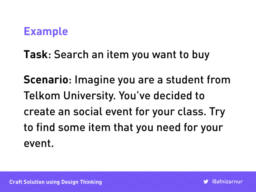 Task: Search an item you want to buy Scenario: ...