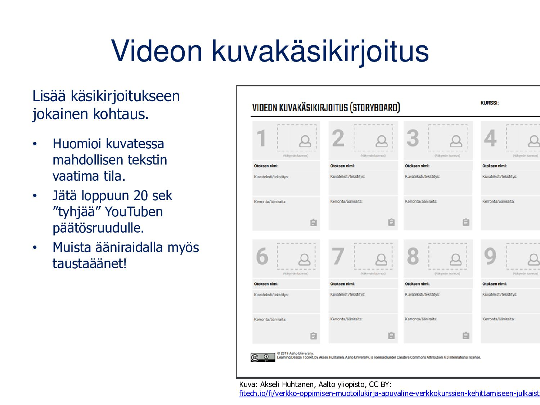 Tämä dia on muunnelma Tarmo Toikkasen tarmo.fi ...
