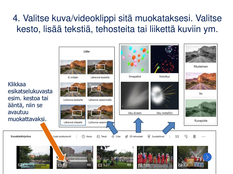 Shadow Puppet Edu (iOS) Oma tarina valokuvista ...