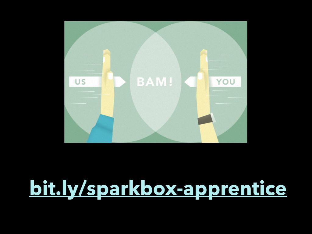 bit.ly/sparkbox-apprentice