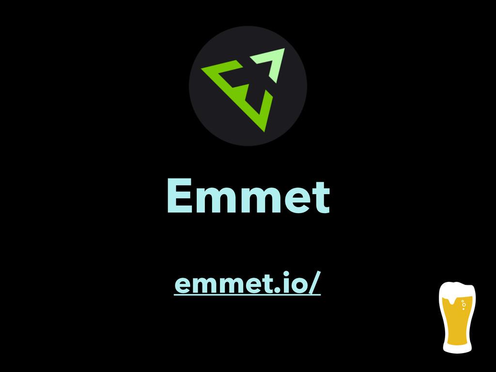 Emmet emmet.io/