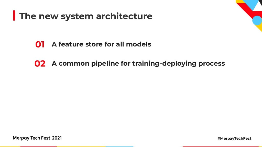 #MerpayTechFest The new system architecture A f...