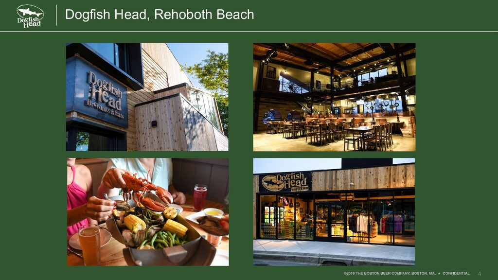 4 Dogfish Head, Rehoboth Beach