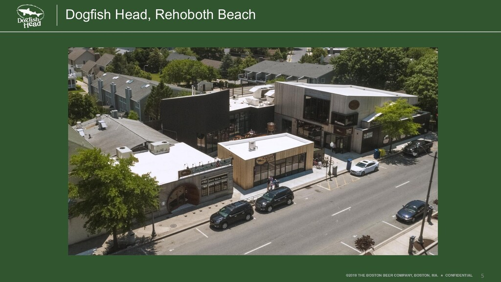 5 Dogfish Head, Rehoboth Beach