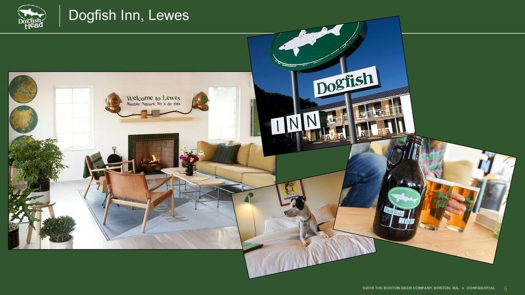 6 Dogfish Inn, Lewes